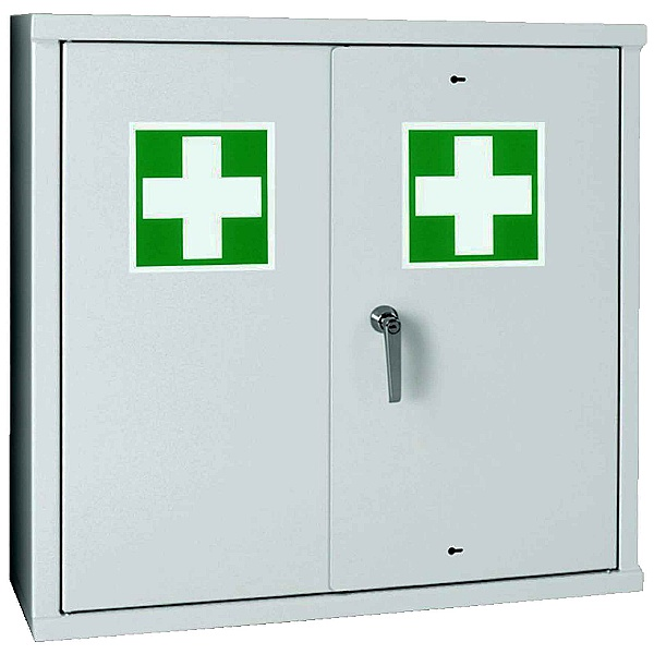 Wall Mounted First Aid Storage Cabinets