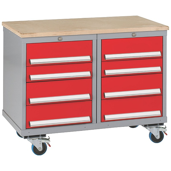 Premier Trolleys 8 Drawers