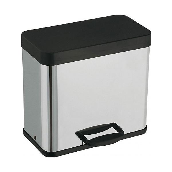 Hailo Trento OKO 30 Litre Pedal Waste Separator