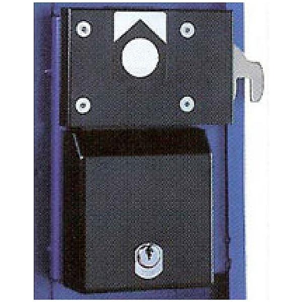 Uniform Coin Retain Lockers With ActiveCoat