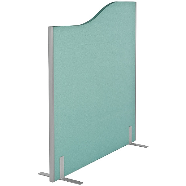 Aeon Freestanding Wave Partition Screens