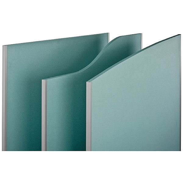 Layton Freestanding Wave Partition Screens