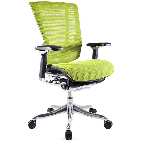 Nefil Ergonomic Mesh Office Chair (Without Headrest)