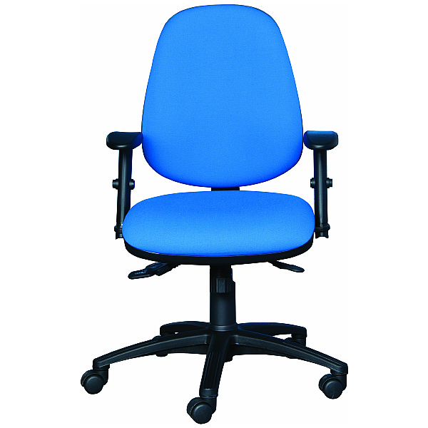 24 Hour Posture Radial Back Chair