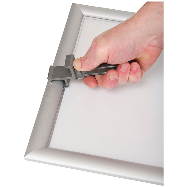 Secure Poster Display Cases