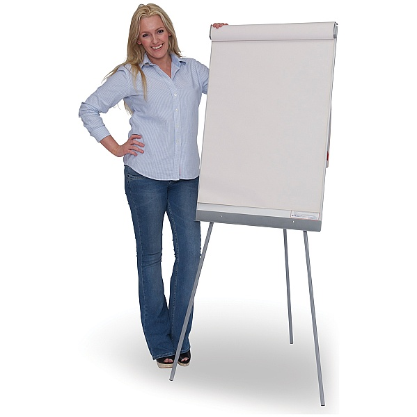 Telescopic Non-Magnetic Easel and Writing Board