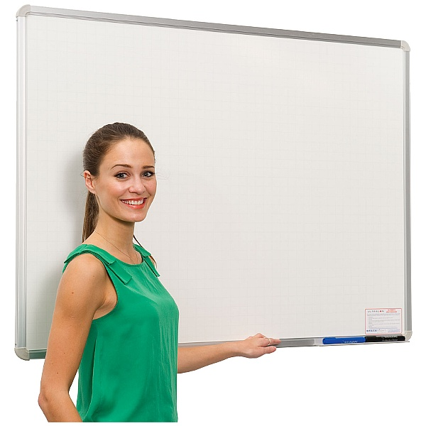 Ultralon 10/10 Non-Magnetic Whiteboards