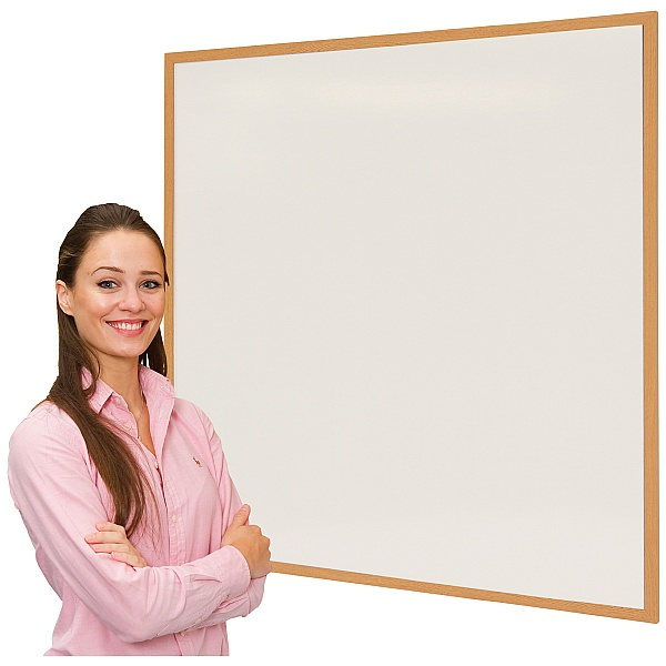 ECO Friendly Wood Framed Whiteboard