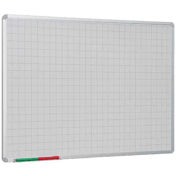 Ultralon Square Marked Whiteboard