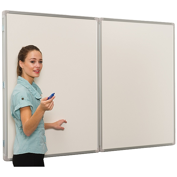 Ultralon Space Saving Whiteboards