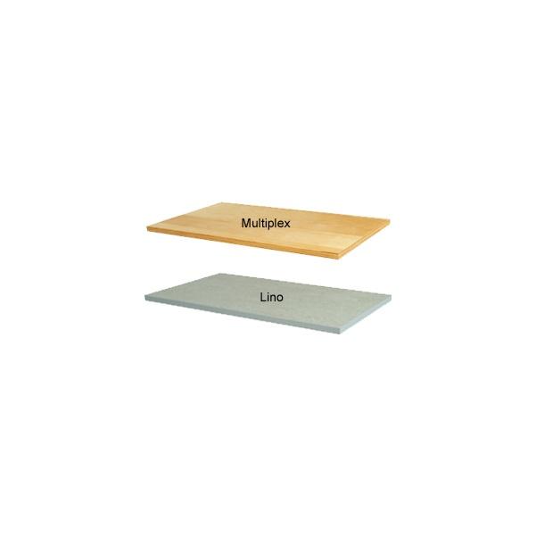 Bott Cubio Framework Benches - Bench With Full Depth Shelf