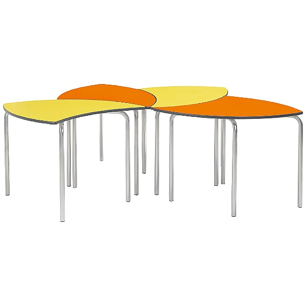 Leaf Modular Tables