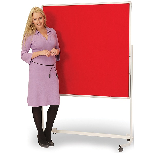 Mobile Pinboard Display Screens