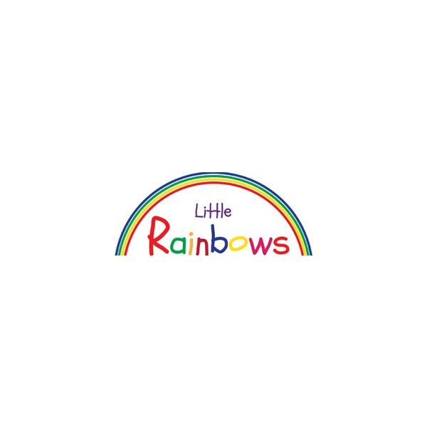 Little Rainbows Double Sided Desktop Whiteboard