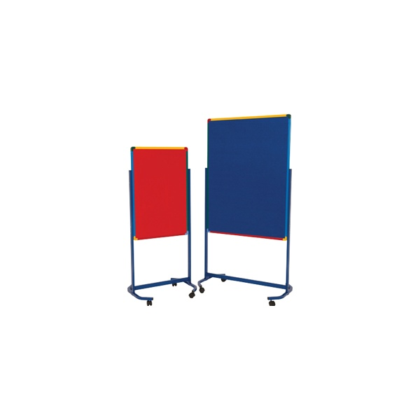 Little Rainbows Freestanding Mobile Junior Partition Screens