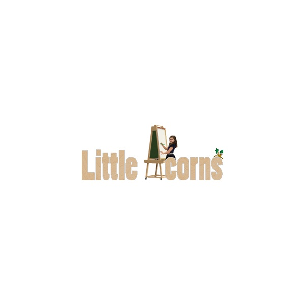 Little Acorns Solid Wood Framed Partition Screens