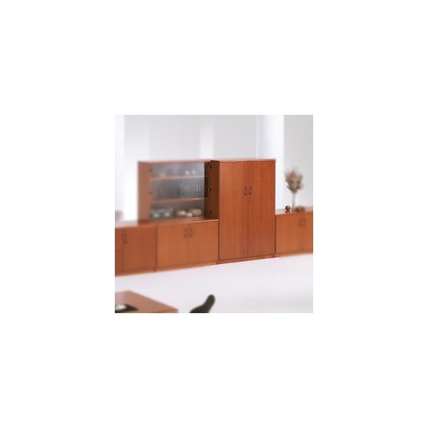 Corniche Double Door System Storage Cupboard