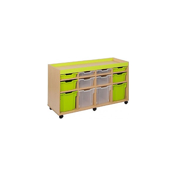 Bubblegum 12 Variety Tray Storage Unit