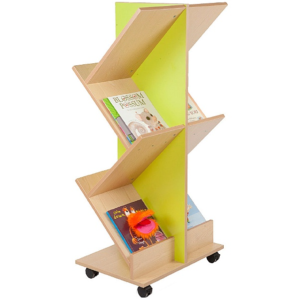 Bubblegum Book Ladder