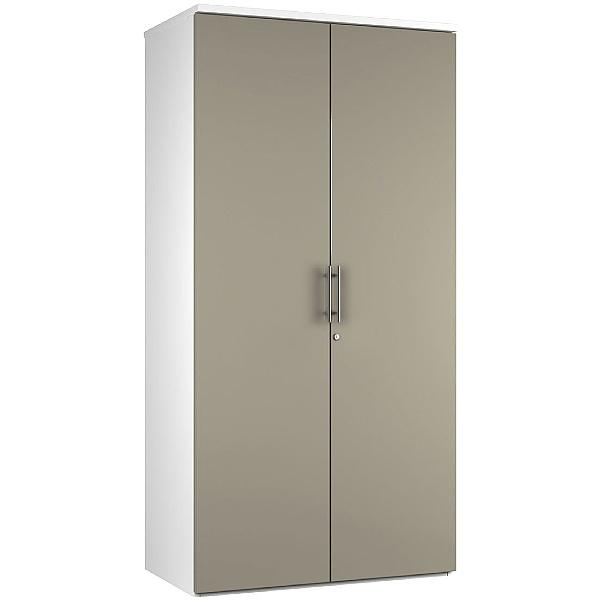Reflections Stone Grey Double Door Cupboards
