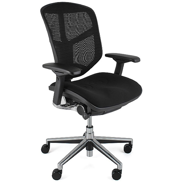 Enjoy Mesh & Fabric Office Chairs (Without Headrest)