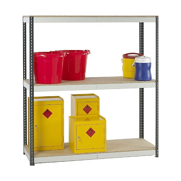 EXPRESS DELIVERY Heavy Duty Boltless Shelving
