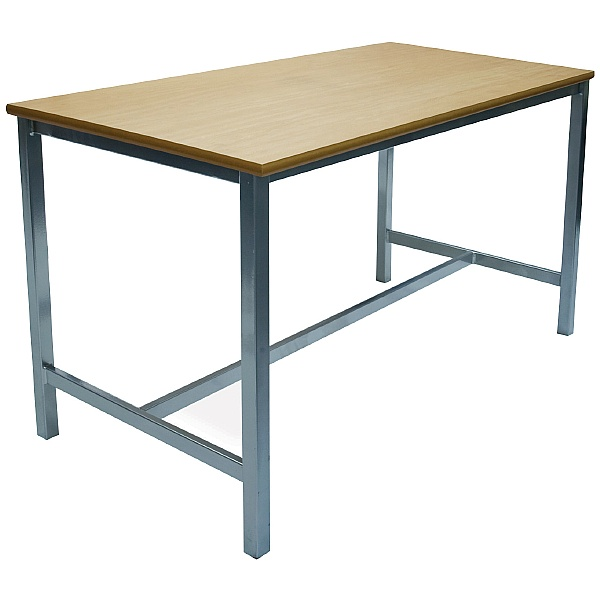 Scholar Heavy Duty H-Frame Lab Tables - 750mm Deep