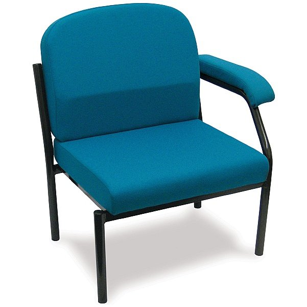 Easy Extra Heavy Duty Single Arm Reception Chair