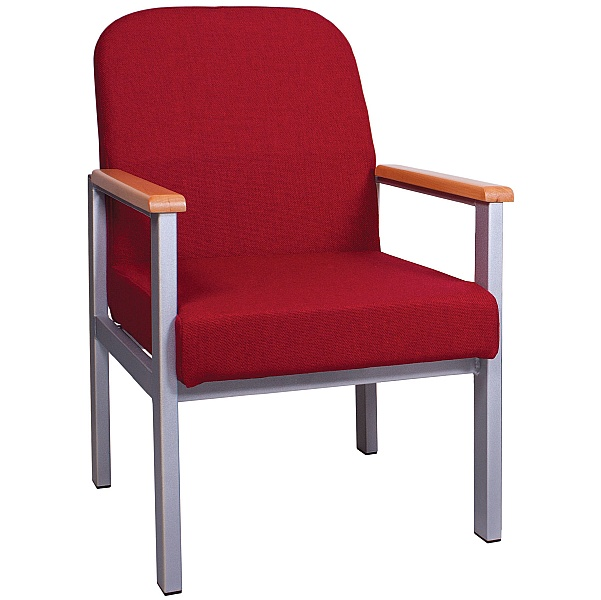 Traditional Extra Heavy Duty Reception Armchair