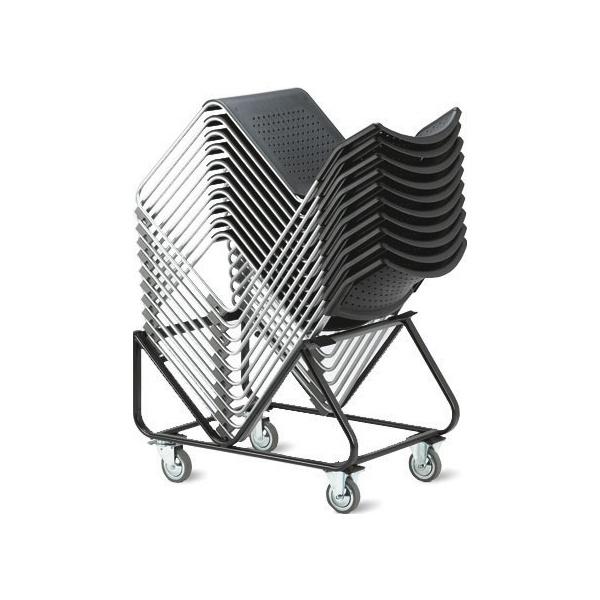 Heavy Duty Visitor Chair Trolley