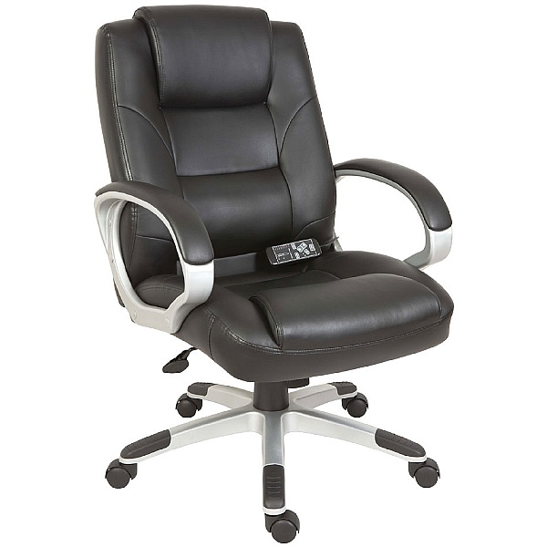 Lumbar Massage Executive Office Chair