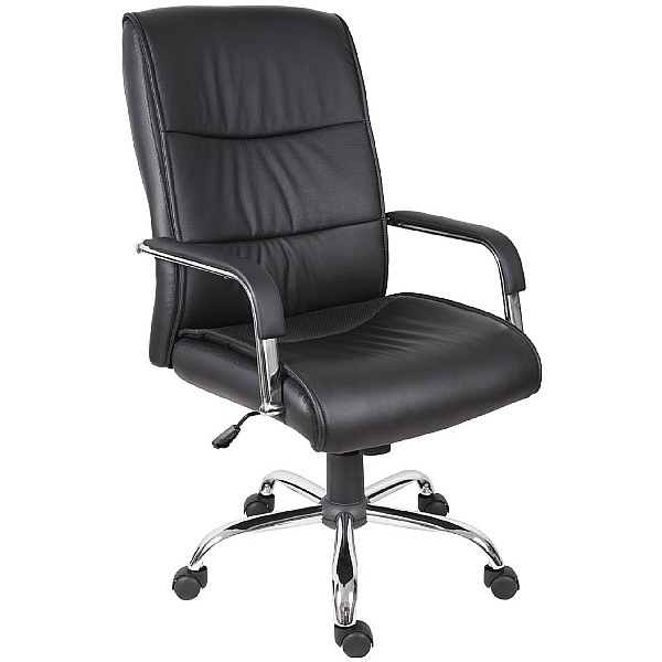 Cumbria Executive Office Chair Black