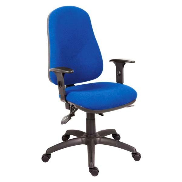 24 Hour Ergonomic Asychro Operator Chair
