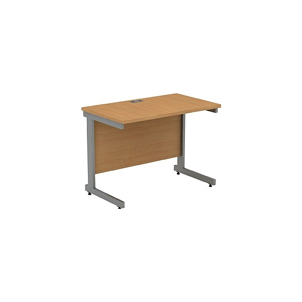 Alpha Plus Rectangular Desk Extension