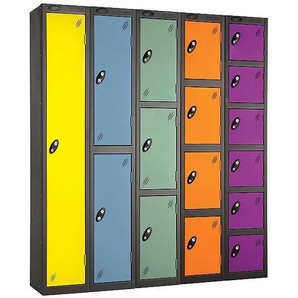 Colour Max Premium Lockers With ActiveCoat