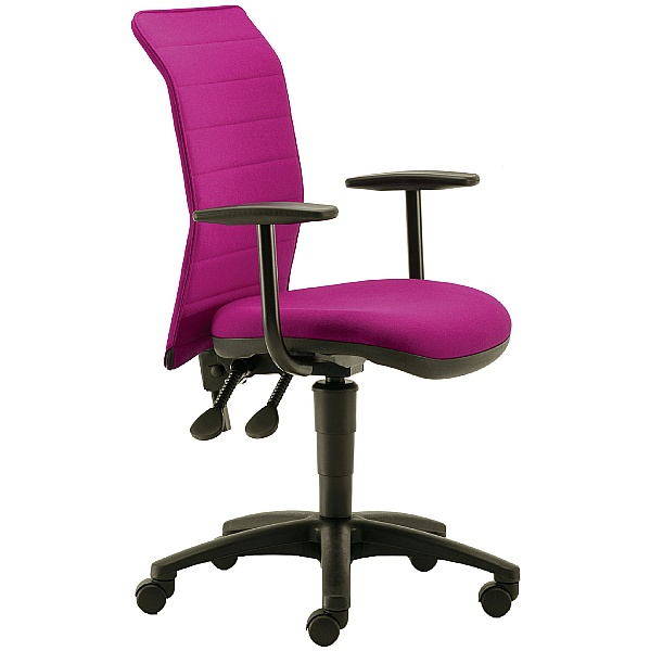 Pledge Air Ribbed Back Custom Task Chair