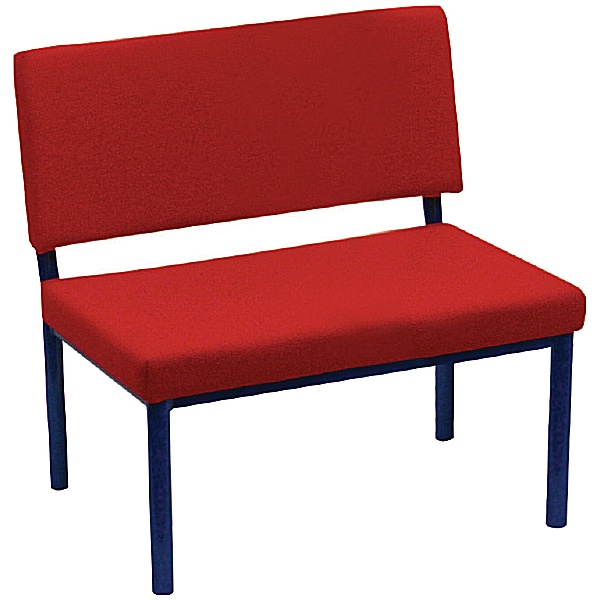 Scholar Children's Upholstered Two Seater Reading Chair
