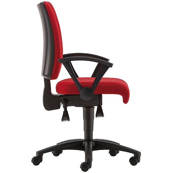 Pledge May'b Medium Back Custom Task Chair