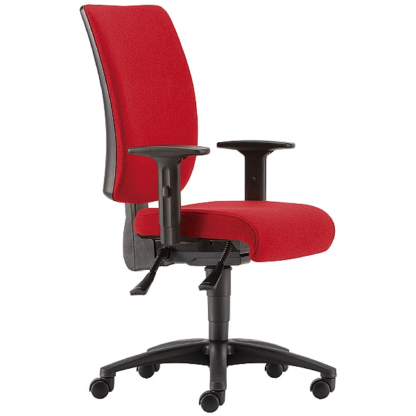 Pledge May'B High Back Custom Task Chair