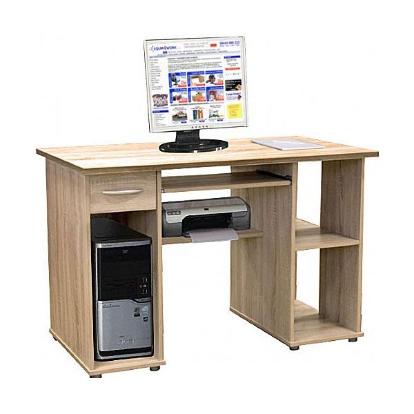 Acacia Computer Desk