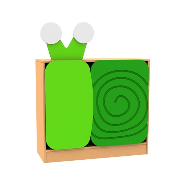 Slug & Snail Cupboard