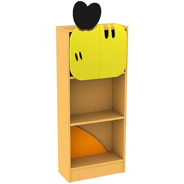 Honey Bee Tall Bookcase