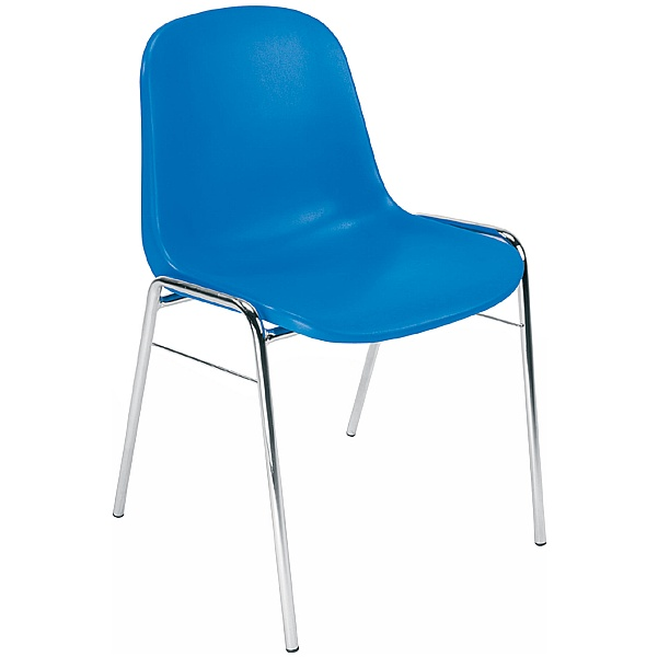 Beta Polypropylene Canteen Chairs (Pack of 4)