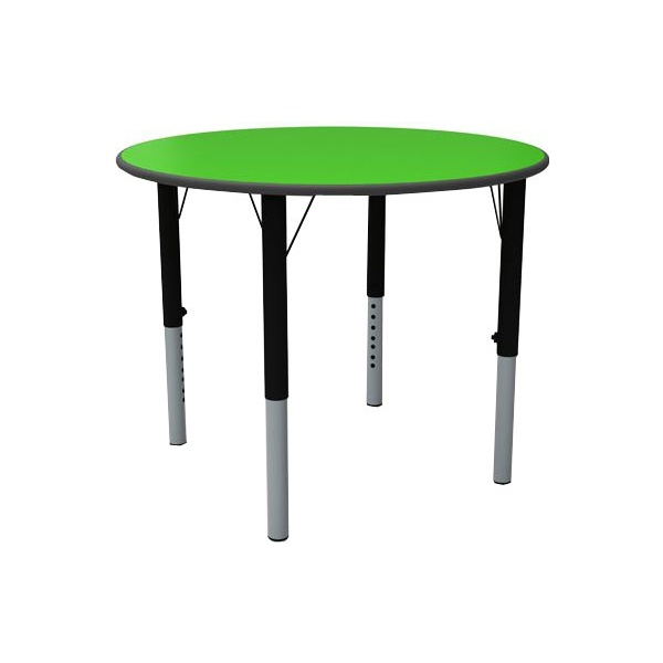 Height Adjustable Circular Tables