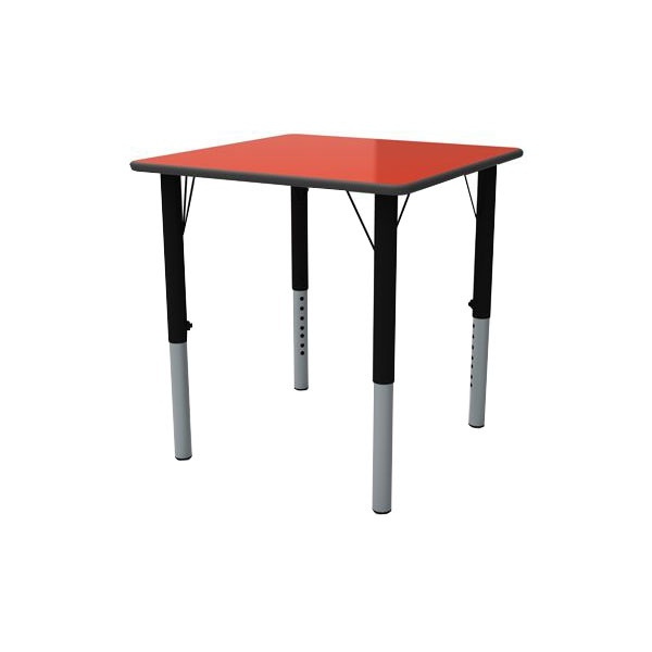 Height Adjustable Square Tables