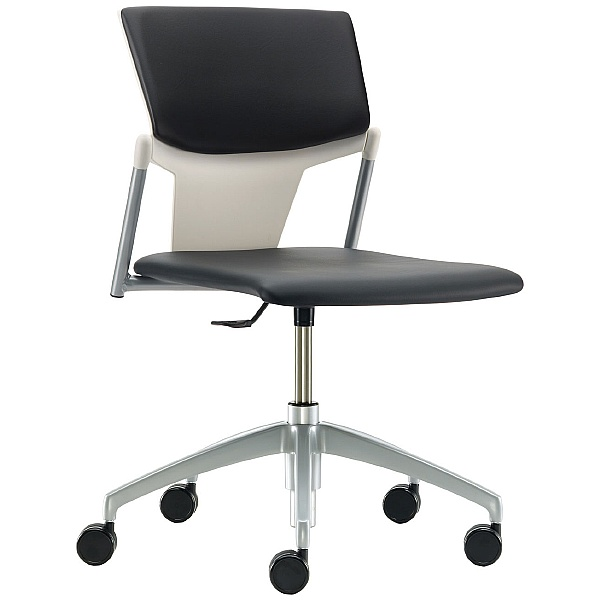 Pledge Ikon Upholstered Swivel Conference Chair