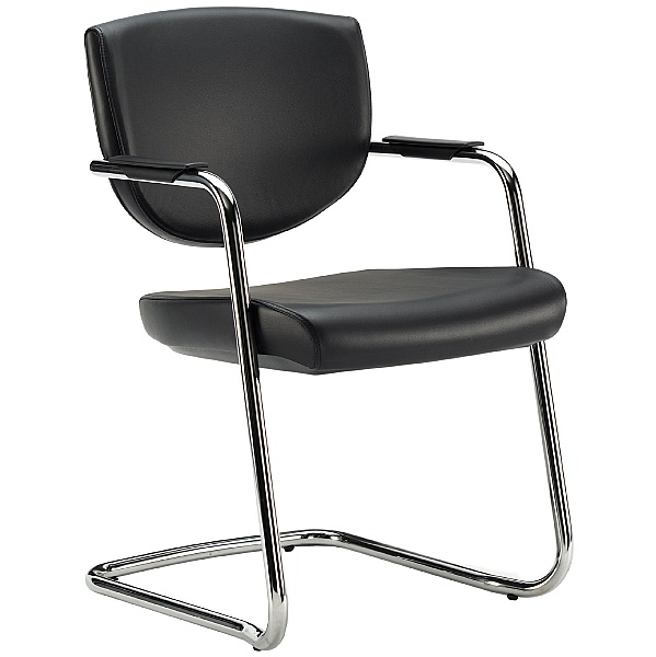 Pledge Key Low Back Stackable Cantilever Conference Chair