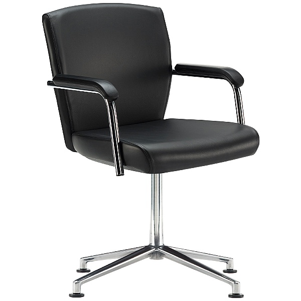 Pledge Key Full Back Swivel Conference Chair