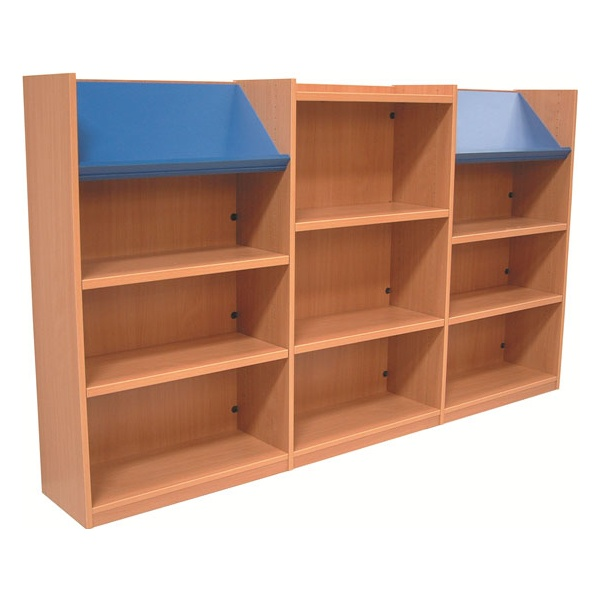 Nexus Library Combination Bookcases