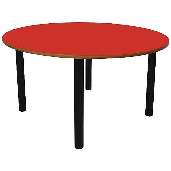 Scholar Super Heavy Duty Circular Tables